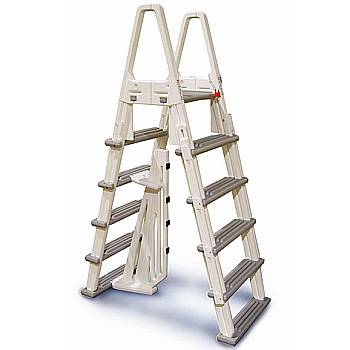 Heavy Duty A-Frame Pool Ladder