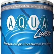 Aqua Luster Swimming Pool Paint