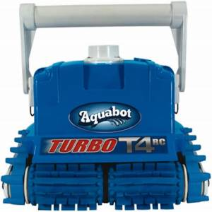 Aquabot Turbo T4 Robotic Automatic Pool Cleaner