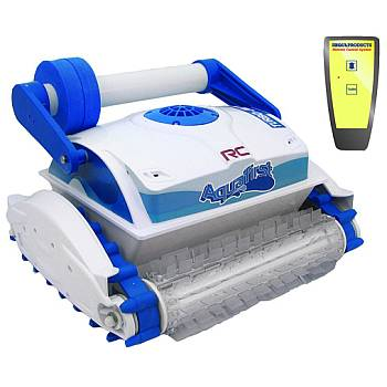 AquaFirst Turbo Pool Cleaner with Remote Control
