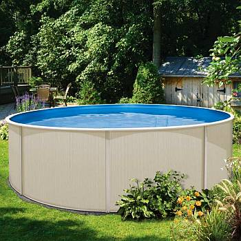 Blue Lagoon Round Pool 24ft x 52in - NB1067