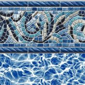 Pool Liners- Inground Vinyl Replacement Pool Liner