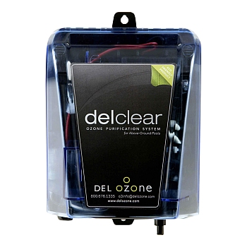 Del Clear Above Ground Ozonator