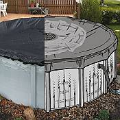 EZ Drain Above Ground Winter Cover 18ft Round