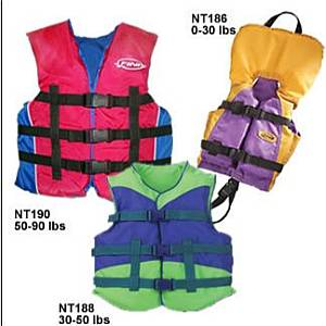 Children's Life Vests