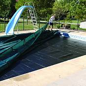 Mesh Mate Pool Covers