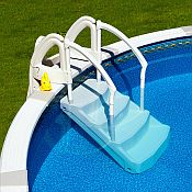 Pool Ladder Attachment for Royal Entrance Steps