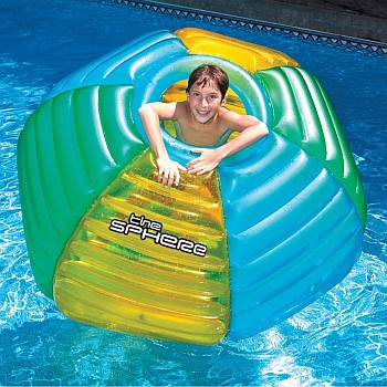 Sphere Pool Float