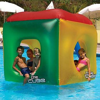 Swimming Pool Cube
