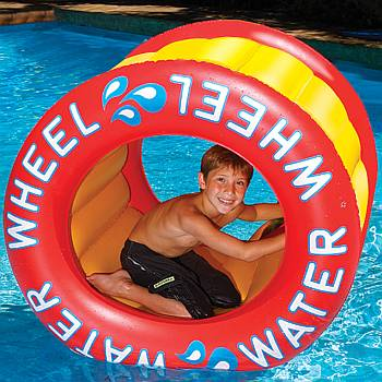 Water Wheel Pool Float