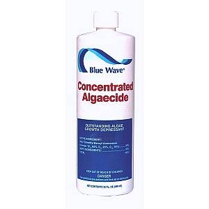 Concentrated Algaecide / 4 x 1qt.