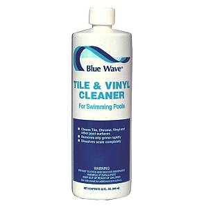 Tile & Vinyl Swimming Pool Cleaner -  1qt.