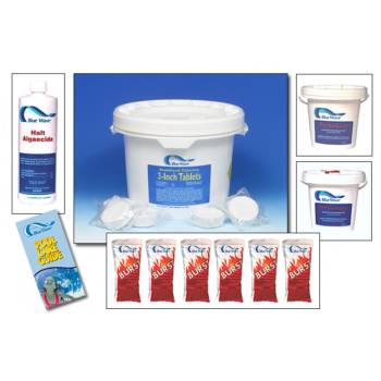Pool Chlorine, Swimming Pool Chemicals