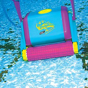 Dolphin Remote Control Automatic Pool Cleaner