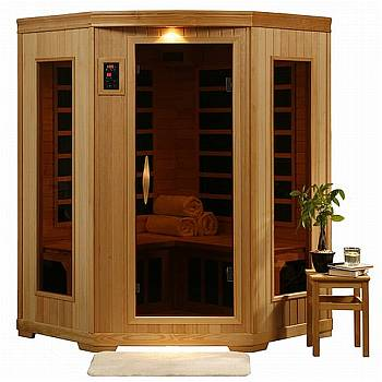 Santa Fe Three Person Sauna