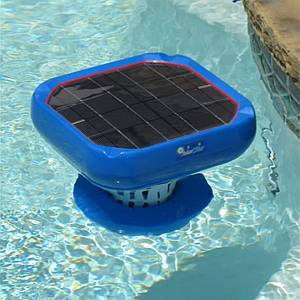 SolarChlor® Solar-Powered Chlorine and Ion Generator