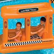 Water Taxi Pool Float