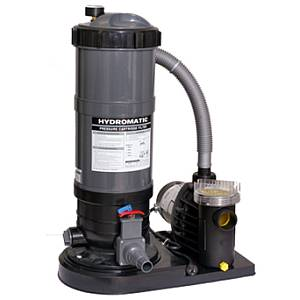 Hydro Above Ground Cartridge Filter System