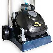 Nitro Wall Climber Robotic Pool Cleaner with Caddy