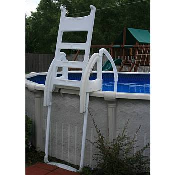 Wedding Cake Step Ladder Attachment