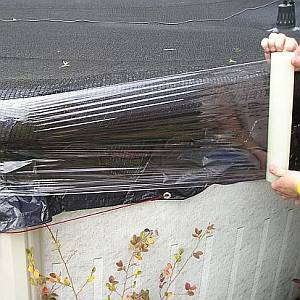 Winter Cover Seal Wrap