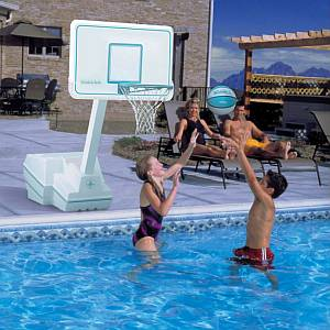 Splash and Slam Basketball Game