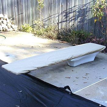 Diving Board Cover 10ft