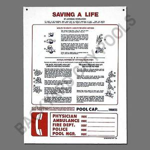 Saving A Life Sign