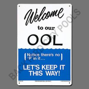 Welcome to our OOL Sign