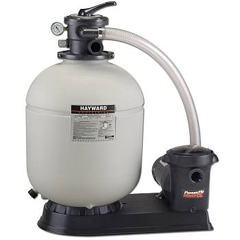 "Hayward PowerFlo 1.5HP & 20"" Sand Filter"