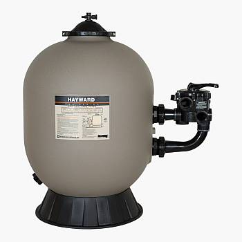 Hayward S310S w/ Valve Swimming Pool Sand Filter