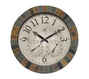 Slate Mosaic Indoor/Outdoor Clock - 12648