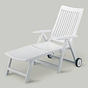 Roma Poolside Chaise Lounge by Kettler®