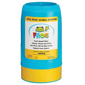 In-Ground Pool Frog Mineral Replacement #5412