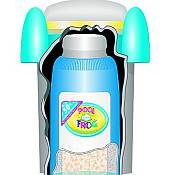 Pool Frog Cycler Feeder In Line System #6100