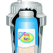 Pool Frog Cycler Feeder In Line System #5400