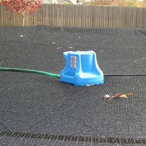 Little Giant APCP-1700 Automatic Pool Cover Pump