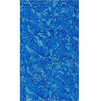 Vinyl Liner - AG 8ftX12ft Oval Pool - Blue Stardust Beaded