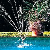 Polaris&reg; Waterstars WF Pool Fountain