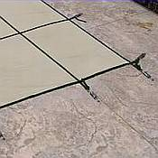 King Mesh Safety Cover<br> 20 x 44