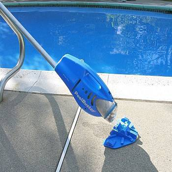Pool Blaster Pool Vacuum Cordless Rechargeable Cleaner