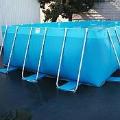 Kool Pool Splash Pool <BR> 12ft x 21ft x 48in