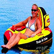 Trek N Tube Pool Float