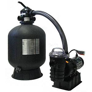 In Ground Pool Pump and Filter Systems