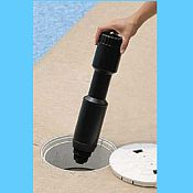 Swimming Pool Skimmer Guard