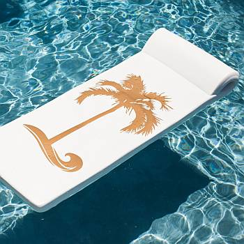 Luxe Sunsation Pool Float