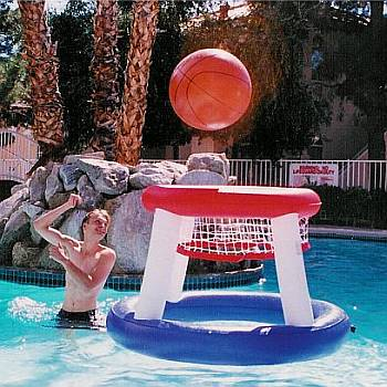 Splash Ball Basketball Game