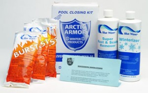 Pool Winterizing Chemicials