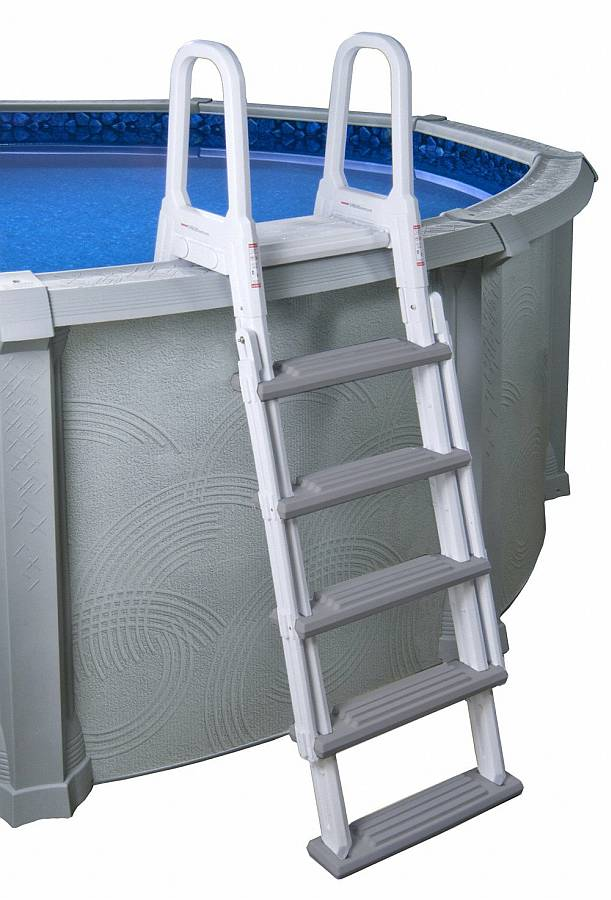 Heavy Duty A Frame Pool Ladder Ne1202