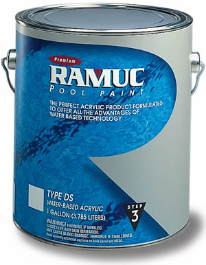 Water Based Acrylic Swimming Pool Paint Na638